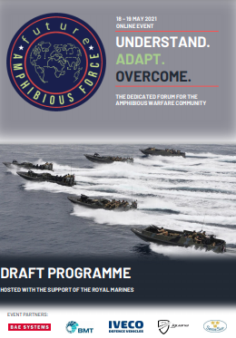 Future Amphibious Force 2021 Programme