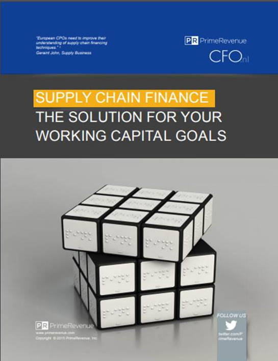 Supply Chain Finance: The Solution For Your Working Capital Goals