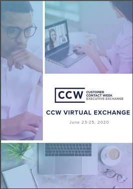 View Full Event Agenda - CCW Virtual Exchange December 2020