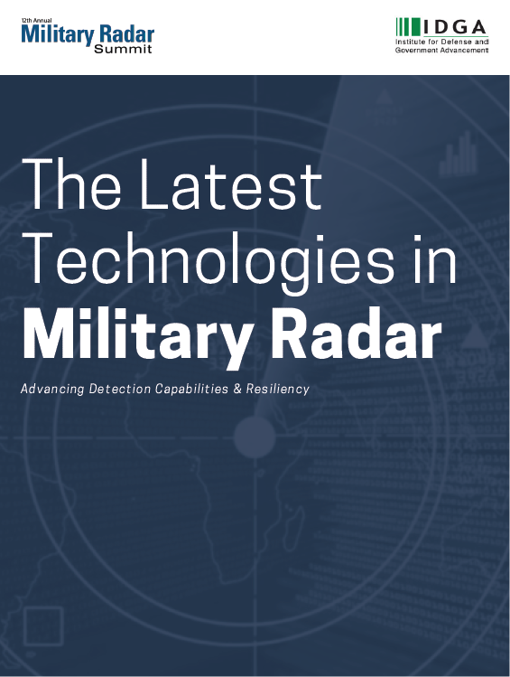 A Look at the Latest Technologies Advancing Military Radar (Worth $1.73 B)