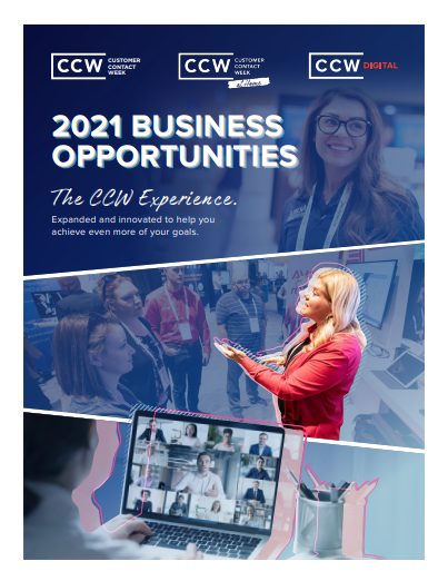 2021 Business Opportunities