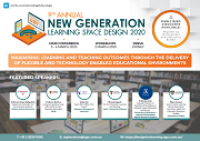 View the Event Guide - New Generation Learning Space Design 2020