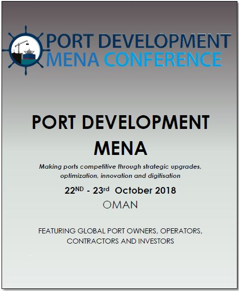 Port Development Middle East - Agenda Preview
