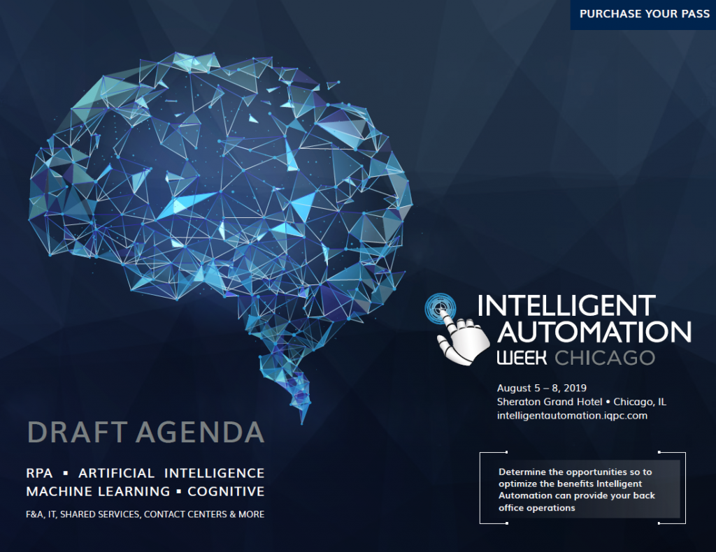 View your event guide – Intelligent Automation Week Chicago