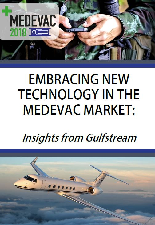 Embracing new technology in the MEDEVAC market: Insights from Gulfstream