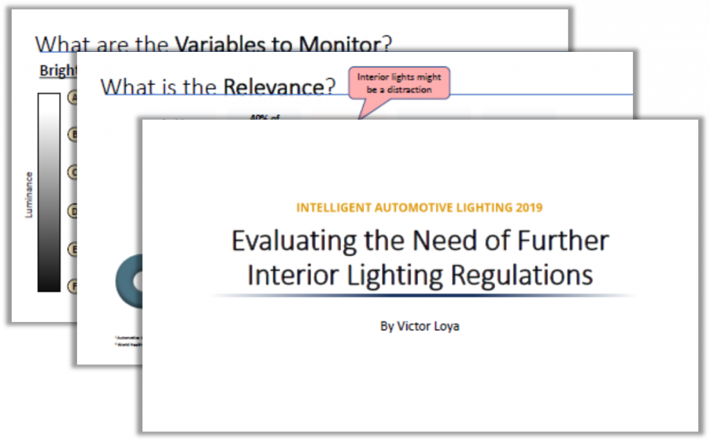 ANSYS Presentation: Evaluating the Need of Further Interior Lighting Regulations