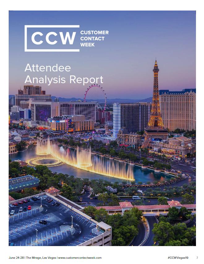 CCW Vegas Attendee Analysis Report