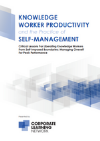 New eBook! Knowledge Worker Productivity and the Practice of Self-Management