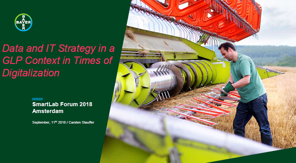 Data and IT Strategy in a GLP Context in Times of Digitalisation