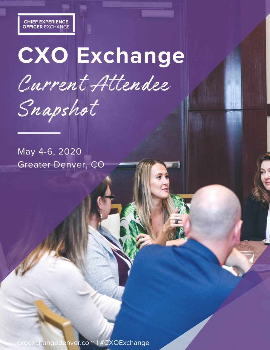 CXO Exchange Denver Current Attendee Snapshot