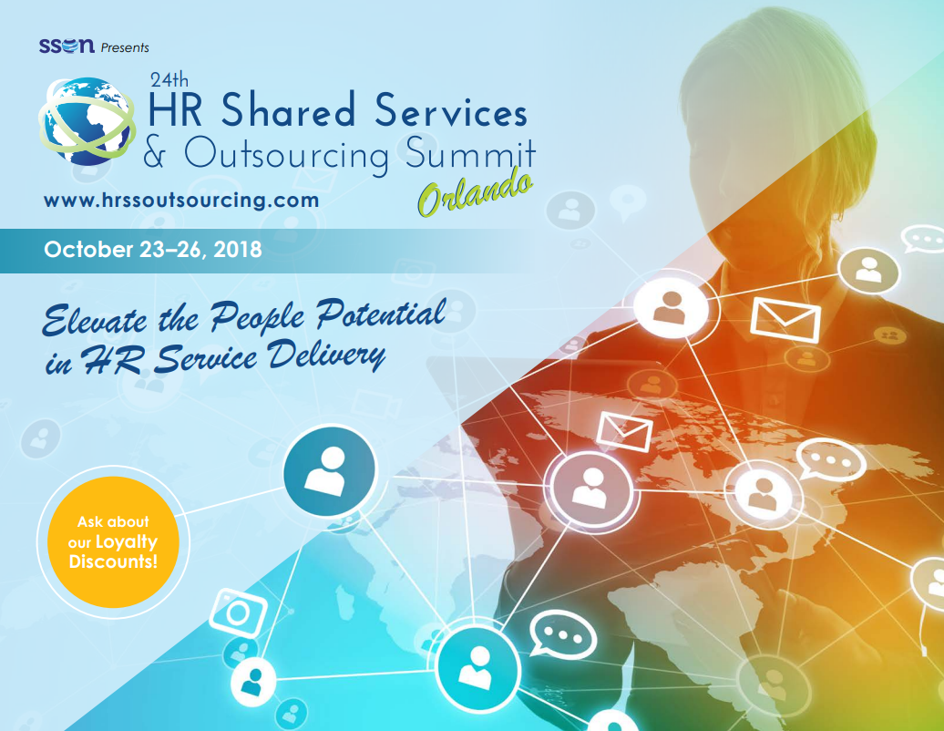 Full Agenda - 24th HR Shared Services & Outsourcing Summit