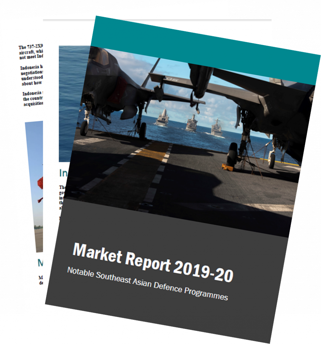 Market Report 2019-20 Notable Southeast Asian Defence Programmes