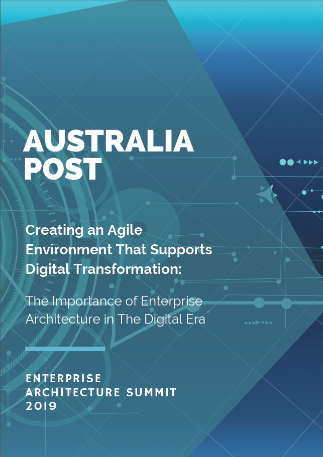 Creating an Agile Environment That Supports Digital Transformation: The Importance of Enterprise Architecture in The Digital Era