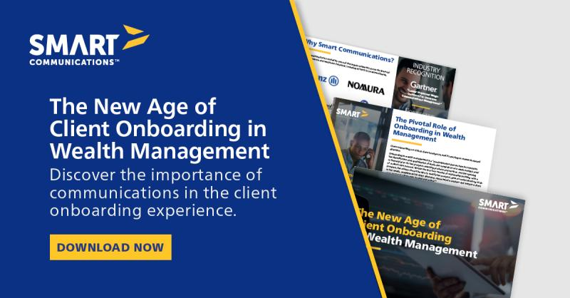 [Free Report] The New Age of Client Onboarding in Wealth Management