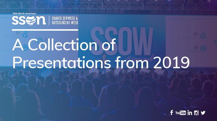 A Collection of Presentations from SSOW 2019
