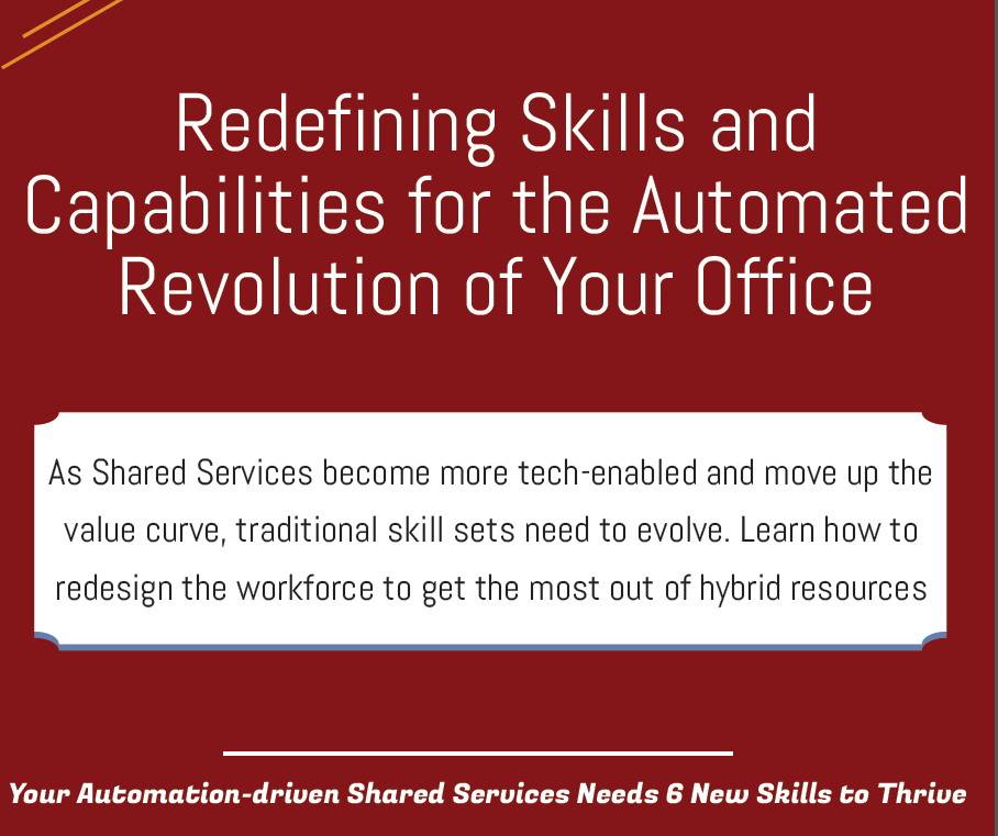 Redefining Skills and Capabilities for the Automated Revolution of Your Office