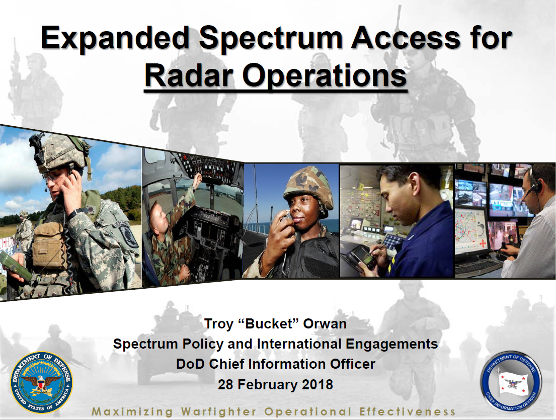 Spectrum Sharing: Effecting Radar Design, Acquisition and more