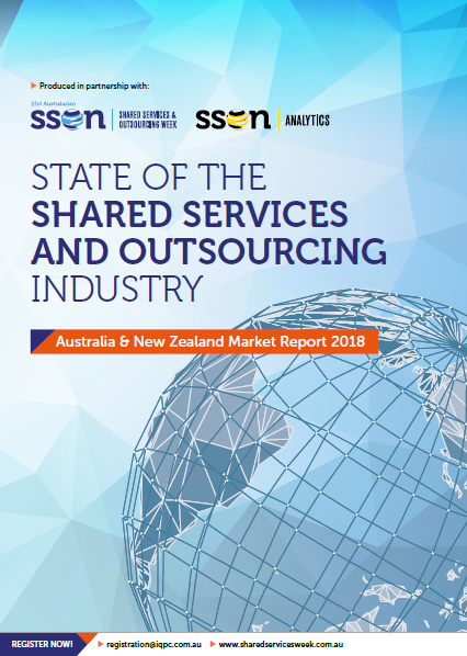 State of the Shared Services and Outsourcing Industry - Australian & New Zealand Market Report 2018