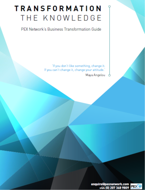 OPEX & Business Transformation Europe - spex - transformation guide