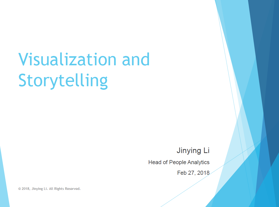 Storytelling and Visualization: Presenting Your Findings for Maximum Business Impact