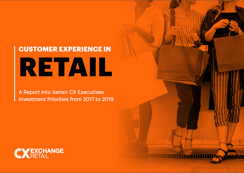 CX Retail: Investment Priorities 2019