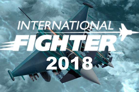 Exclusive preview of International Fighter Conference 2018