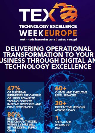 TEX Week Europe Agenda