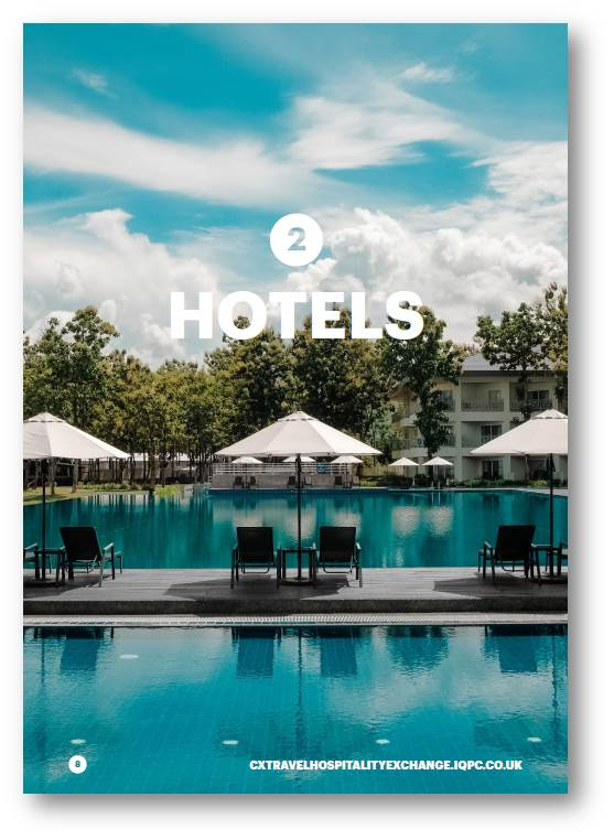 Connecting the Customer Journey for Hotels