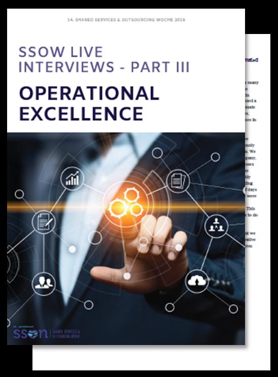 Interview: Mann + Hummels Strategie zur erfolgreichen Umsetzung von Operational Excellence für Shared Service Center