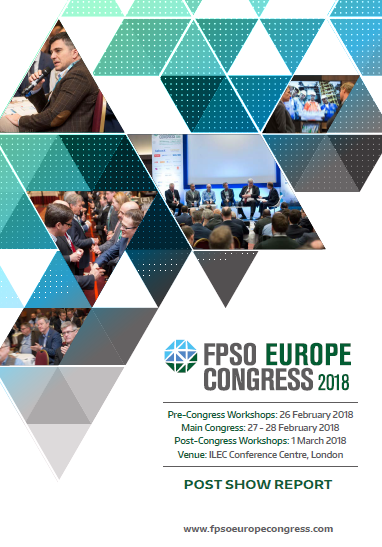 View FPSO Europe Congress 2018 Post-Show Report