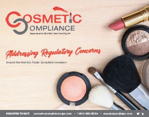 Cosmetic Compliance Official Agenda