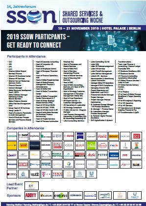 Partner Content: Who's Who? The SSOW 2019 Participants List