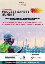 View Detailed Agenda: 11th Annual Process Safety Summit