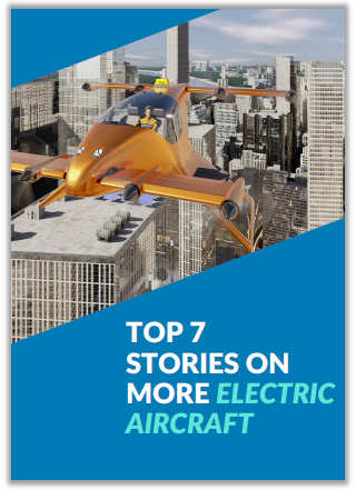 Article: Who will crack battery power technology allowing total electrification of air travel?