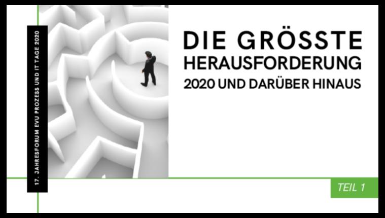 Interview: Was sind die größten Herausforderungen für Energieversorgerin in 2020 und darüber hinaus?