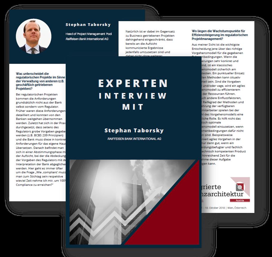 Die Raiffeisen Bank International über regulatorisches Projektmanagement