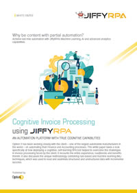Whitepaper: Why be content with partial automation?