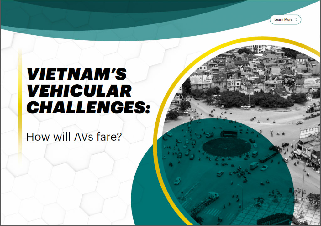 Read the Interview - Vietnam's Vehicular Challenges: How will AVs fare?