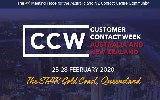 Customer Contact Week Australia & NZ 2020 | Event Guide