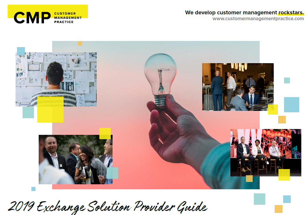 2019 Executive Exchange Solution Providers Guide