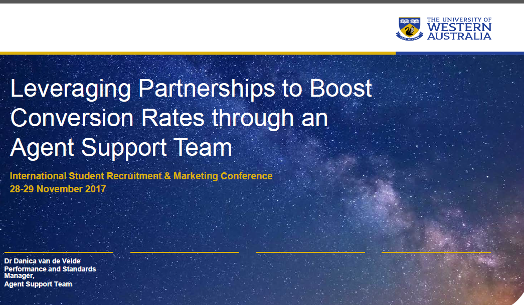 Leveraging Partnerships to Boost Conversion Rates through an Agent Support Team