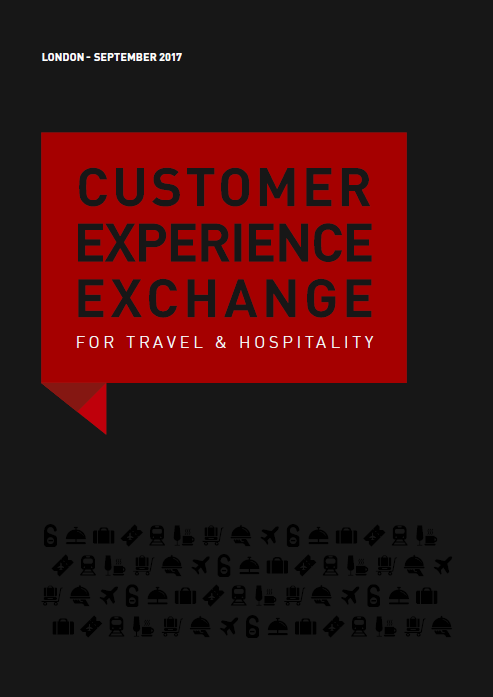 Customer Experience Exchange for Travel and Hospitality Post Event Report 2018
