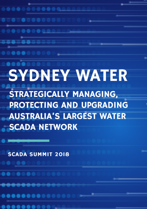 Strategically Managing, Protecting and Upgrading Australia's Largest Water SCADA Network