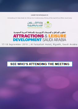 Attendee List - Attractions and Leisure Development Saudi Arabia