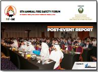 Post-event report: 8th Annual Fire Safety Forum