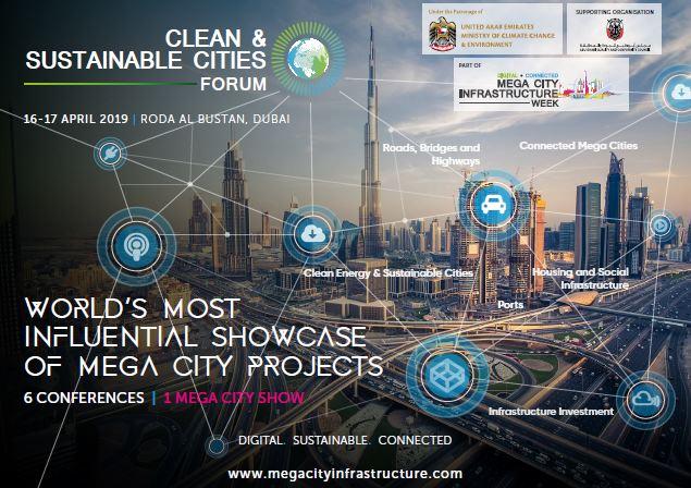 Brochure: Clean & Sustainable Cities Forum