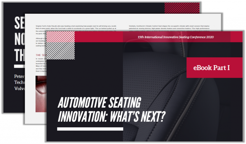 E-Book: Automotive Seating Innovations - What is next?