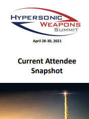 Hypersonic Current Attendee Snapshot