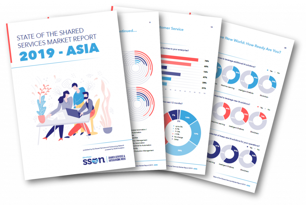 Shared Services Asia Market Report 2019