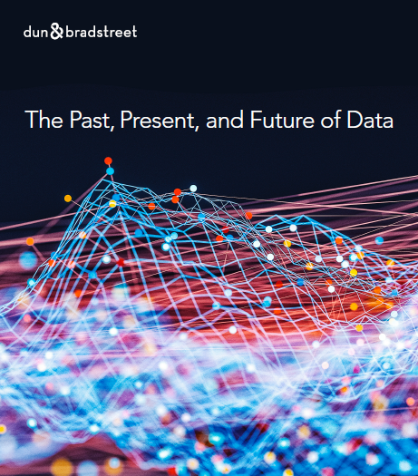 The Past, Present, and Future of Data